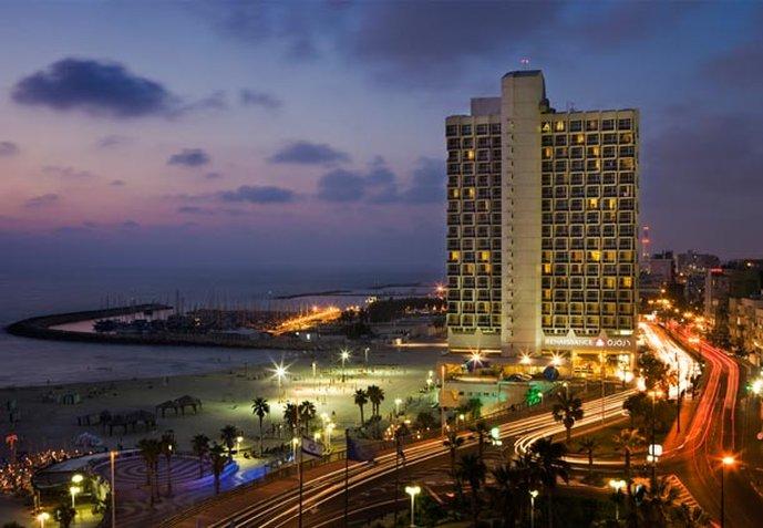 Renaissance Tel Aviv Hotel Vista exterior