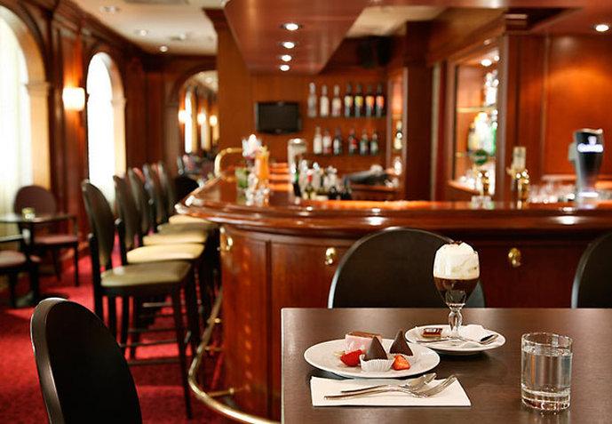 Renaissance Wien Hotel Bar/Lounge
