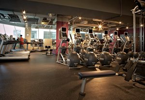Fitness/ Exercise Room - Renaissance Hotel DC