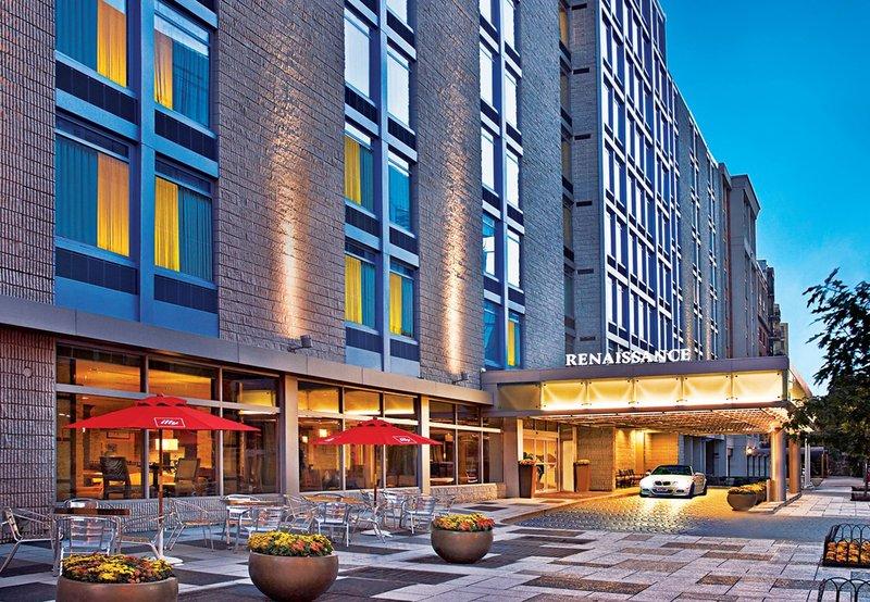 Renaissance Washington, DC Dupont Circle Hotel Widok z zewnątrz