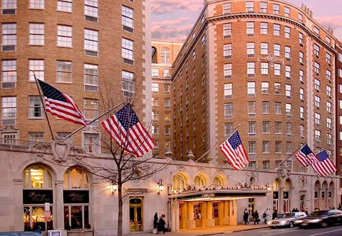 The Mayflower Hotel, Autograph Collection - Washington, DC