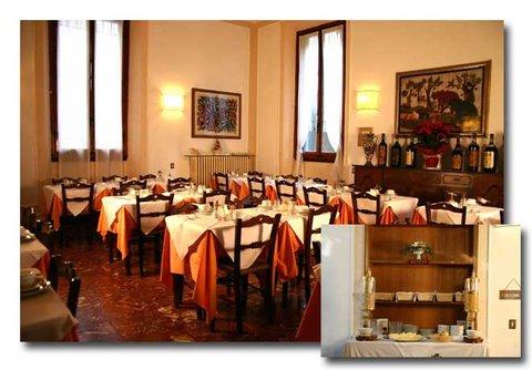 Hotel Ariele - Breakfastroom