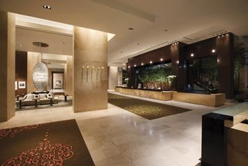 The Water Club - Water Club Lobby View