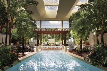 The Water Club - Indoor Pool View