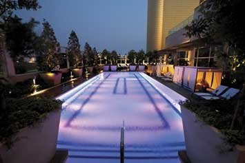 The Water Club - Outdoor Pool View