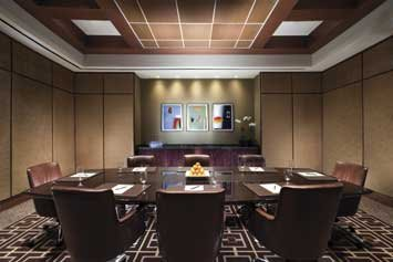 The Water Club - Meeting Room