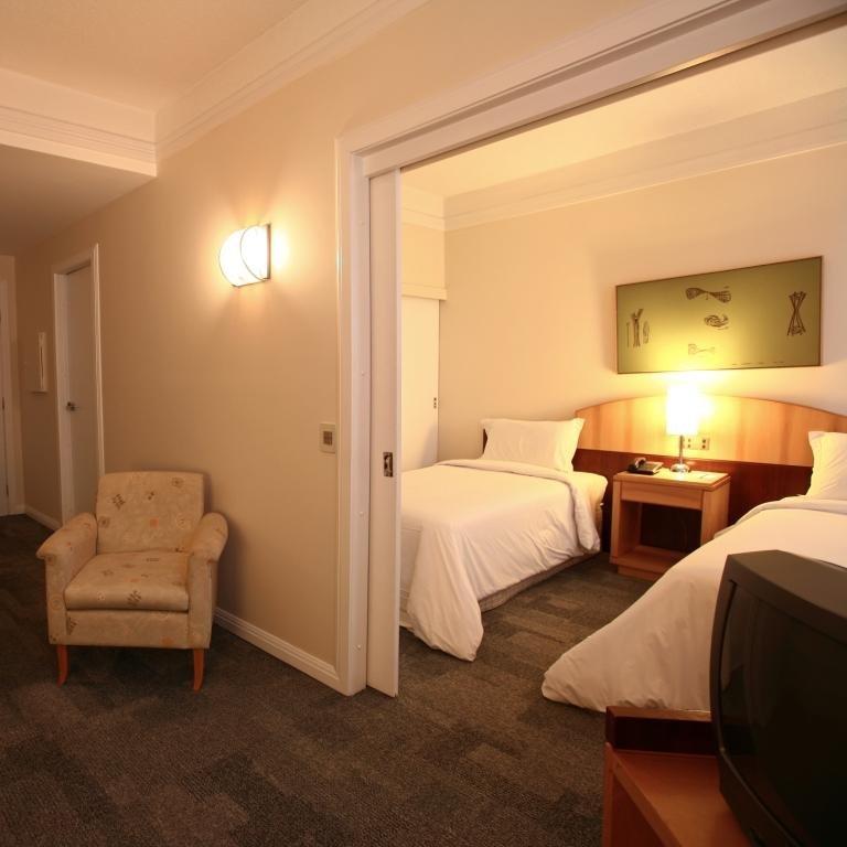 Slaviero Suites Curitiba Suite