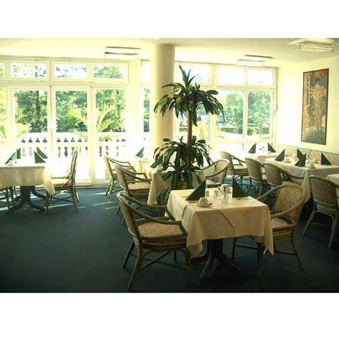 Hotel Kubrat an der Spree - Breakfastroom