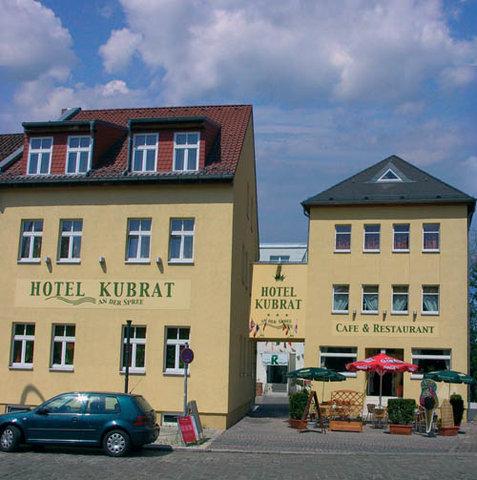 Hotel Kubrat an der Spree - Exterior view
