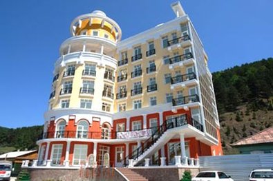 Mayak hotel - Exterior View