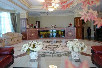 Mayak hotel - Hall