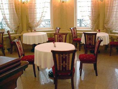 Mayak hotel - Restaurant