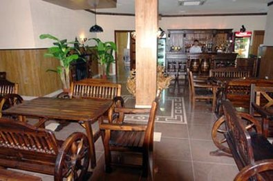 Mayak hotel - Bar