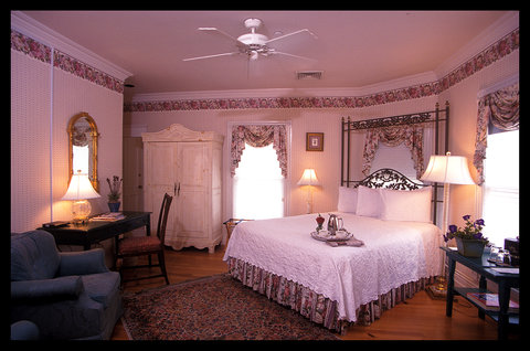 The Beaufort Inn and Spa - Queen Choice Room