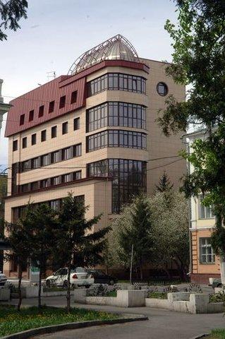 Ulitka Hotel Barnaul - Exterior View