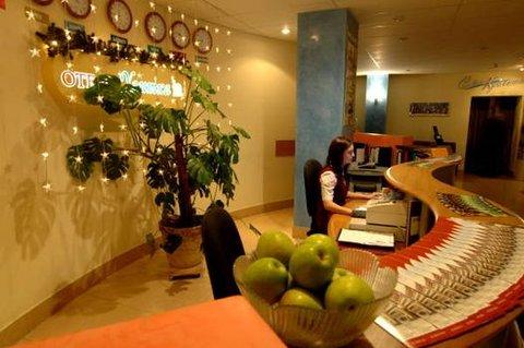 Ulitka Hotel Barnaul - Reception