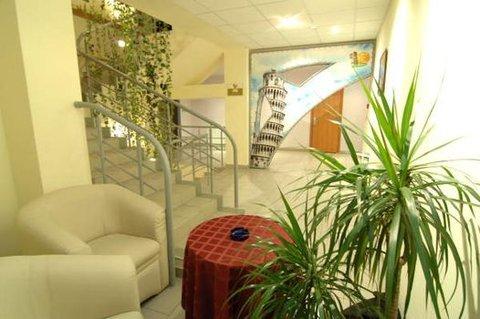 Ulitka Hotel Barnaul - Hall