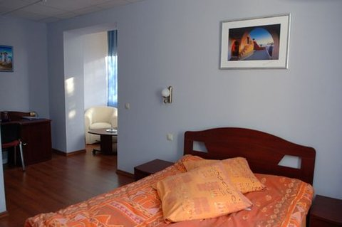 Ulitka Hotel Barnaul - Guest Room