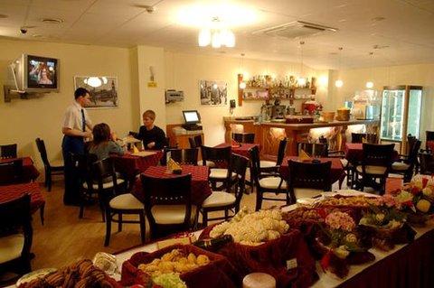 Ulitka Hotel Barnaul - Restaurant
