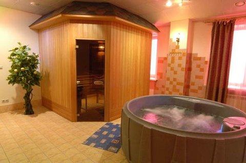 Ulitka Hotel Barnaul - Sauna