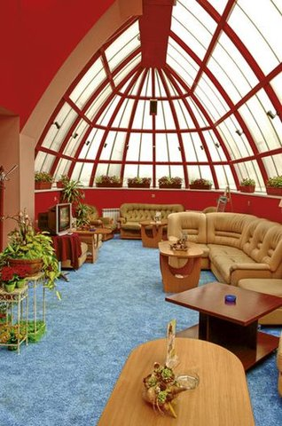 Ulitka Hotel Barnaul - Bar Lounge