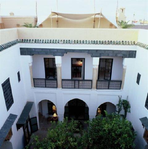Riyad El Cadi - Exterior View