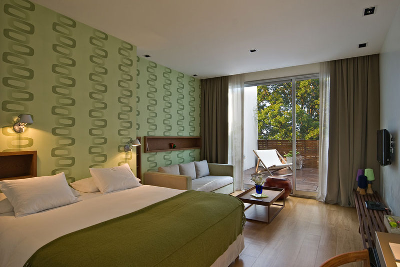 Vitrum Hotel 客房视图