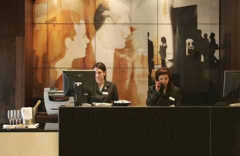 Grupotel Gravina - Reception