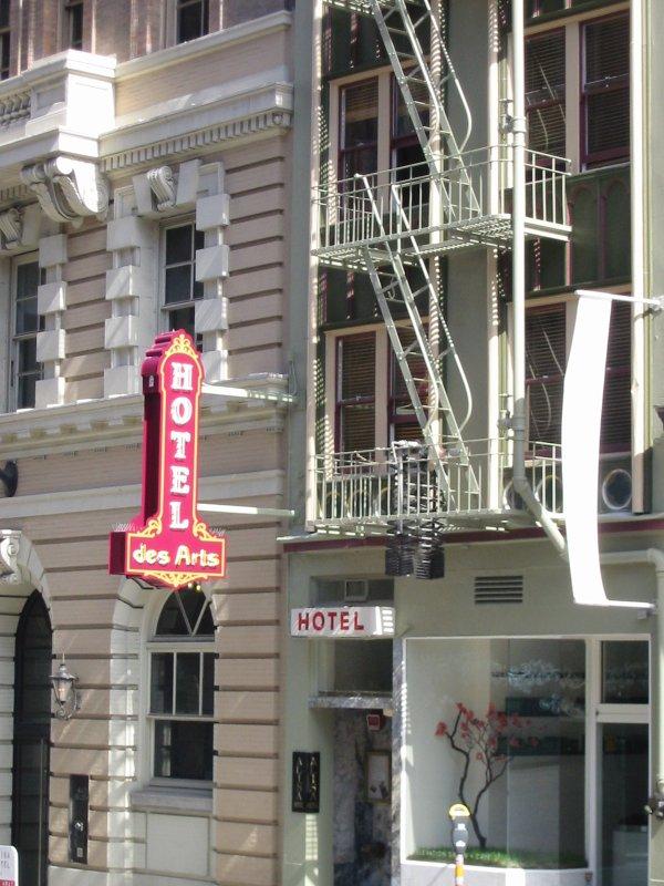 Hotel Des Arts - San Francisco, CA