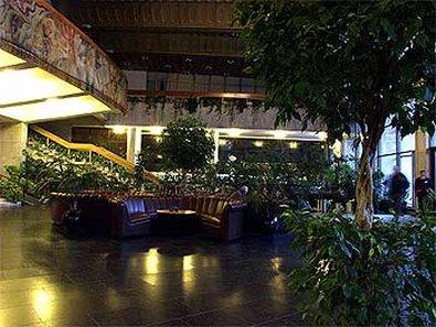 Kazakhstan Hotel Almaty - Lobby View