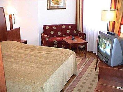 Kazakhstan Hotel Almaty - Guest Room