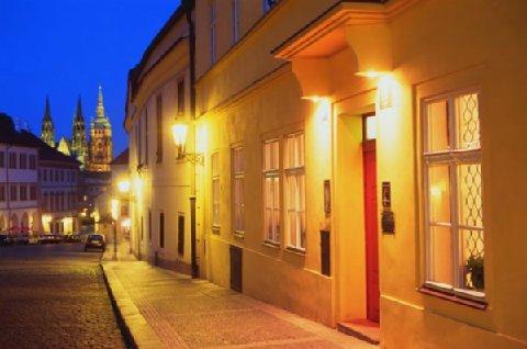Domus Henrici Boutique Hotel Prague - Exterior View