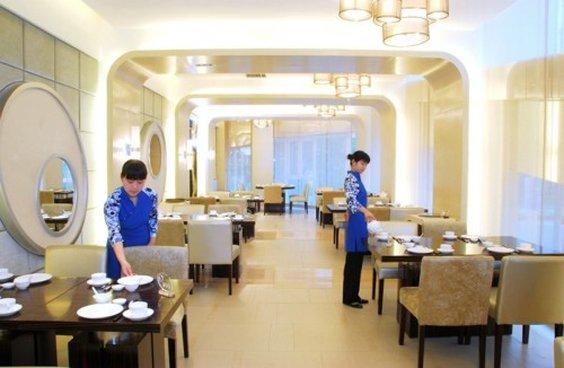 Ocean Hotel Beijing Ресторанно-буфетное обслуживание