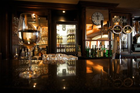 Fletcher Hotel Rooland - Bar Lounge