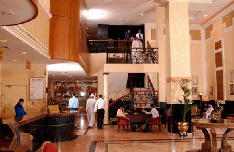 فندق رامي بيسان - Lobby View