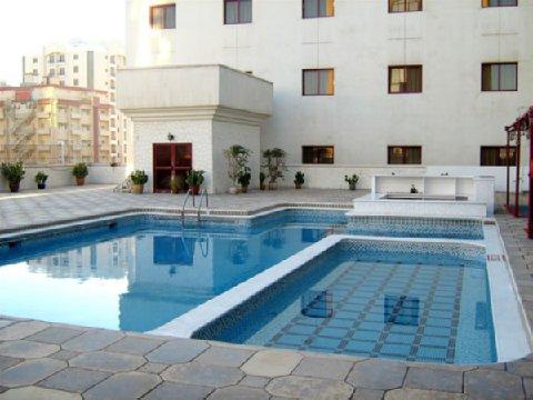 فندق رامي بيسان - Pool View