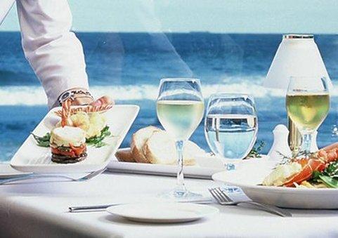 Quality Hotel Noahs On the Beach Étkezés