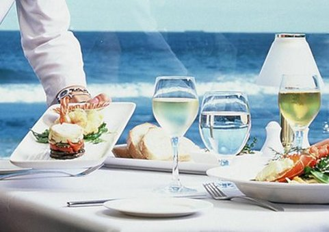 Quality Hotel Noahs On the Beach Ресторанно-буфетное обслуживание