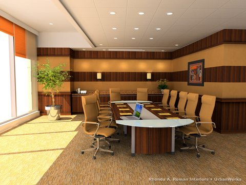 Greektown Casino Hotel - Boardroom