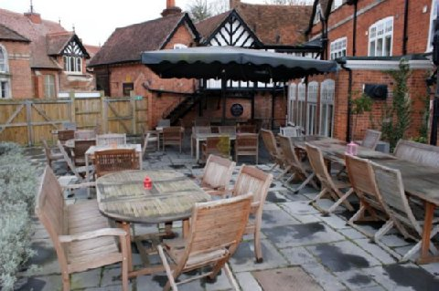 Miller of Mansfield - Bar Lounge