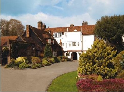 Chartridge Lodge - Exterior View