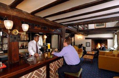 Chartridge Lodge - Bar Lounge