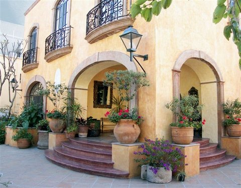 Villa Ganz Hotel - Exterior View
