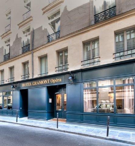 Hotel Gramont Opera First Class Paris France Hotels Gds