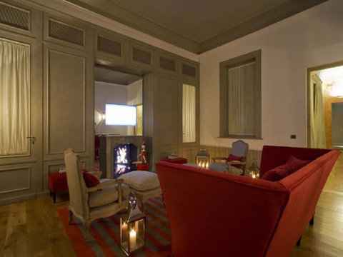 Rosso 23 Hotel Florence - Bar Lounge