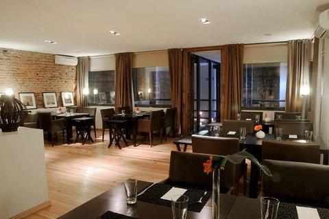 Azur Real Hotel Boutique - El Papagayo Restaurant