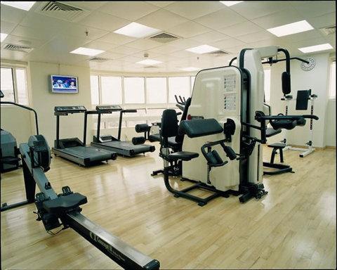 فندق برج رقم واحد - Gym