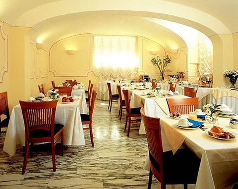 Lorenzo il Magnifico Florence - Breakfast Room