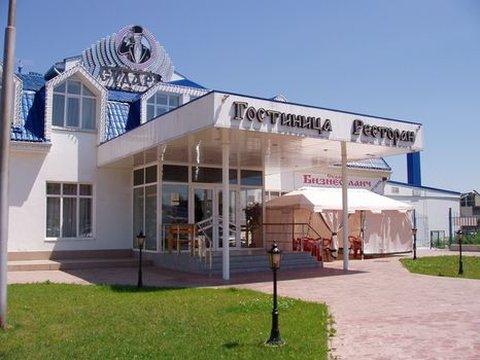 Sudarushka Hotel - Exterior View