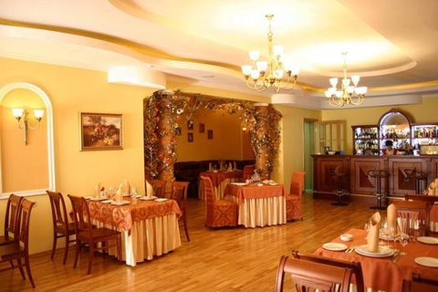 Sudarushka Hotel - Restaurant